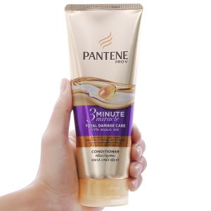 Kem xả Pantene 3 phút diệu kì dưỡng chất ngăn rụng tóc 150ml
