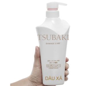 Dầu xả phục hồi hư tổn Tsubaki 500ml