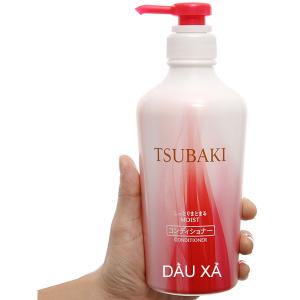Dầu xả dưỡng ẩm và giữ nếp Tsubaki 450ml