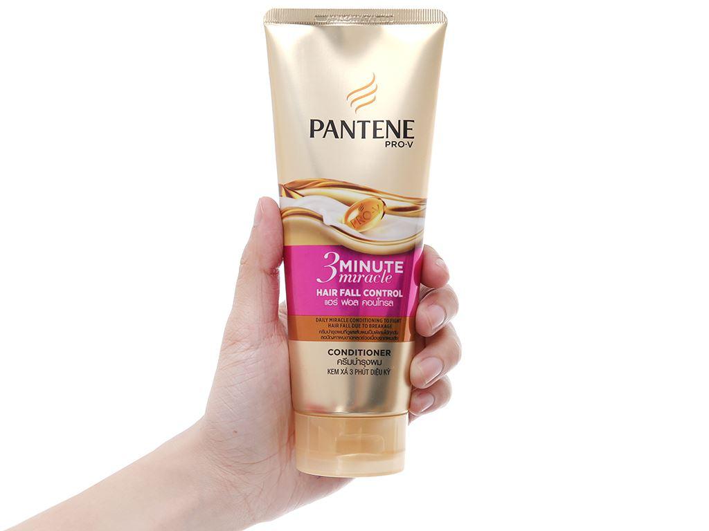 Dầu xả Pantene 3 phút diệu kì ngăn rụng tóc 150ml 3