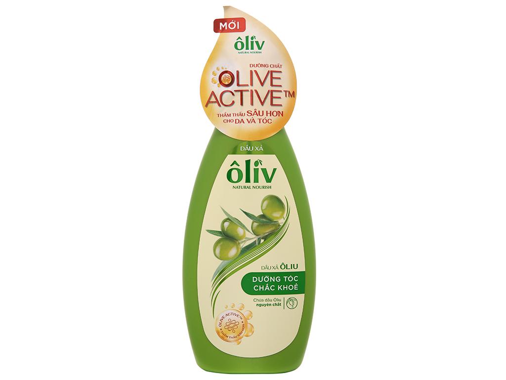 Dầu xả Ôliv dưỡng tóc chắc khỏe 250ml 2