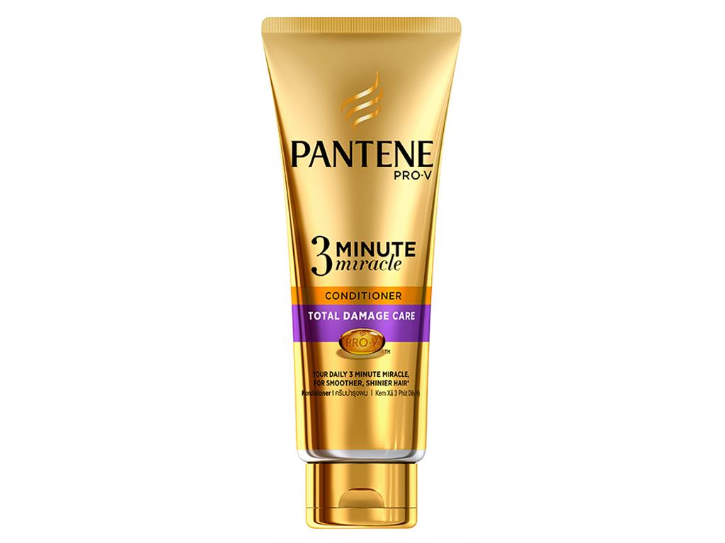 Dầu xả Pantene chăm sóc tóc hư tổn 180ml 2