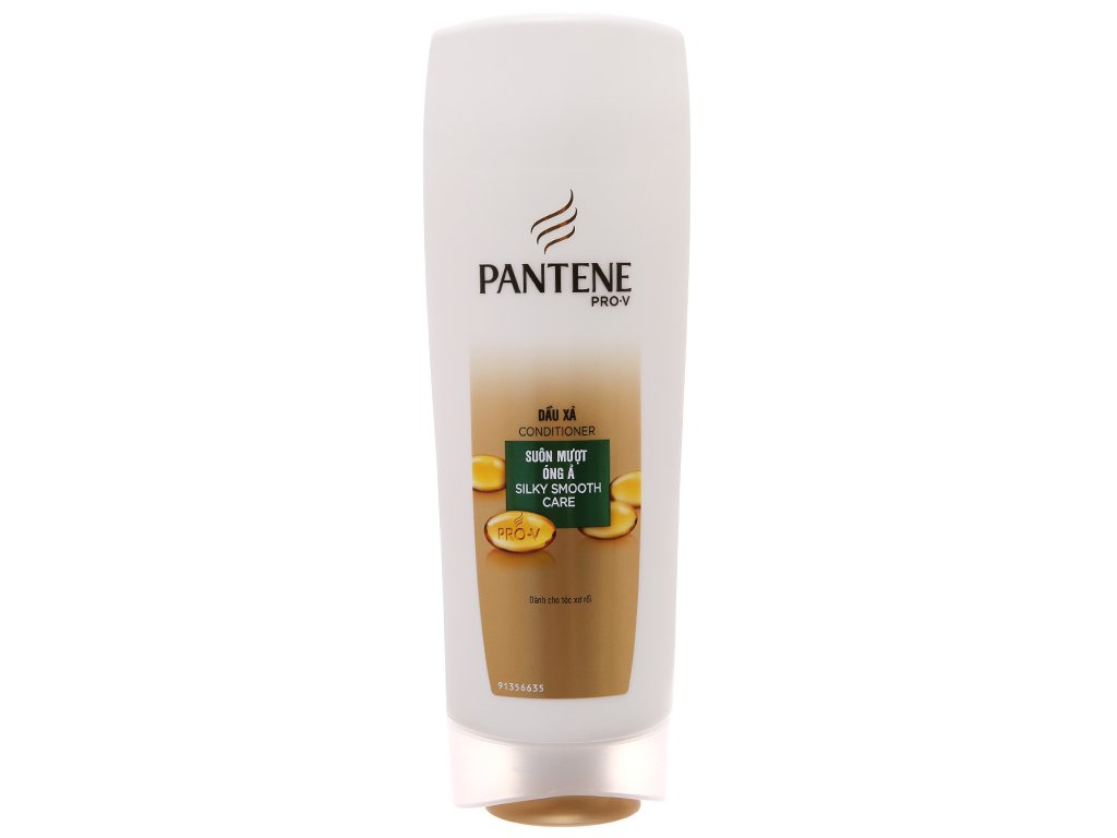 Dầu xả Pantene Keratin Smooth 335ml 2