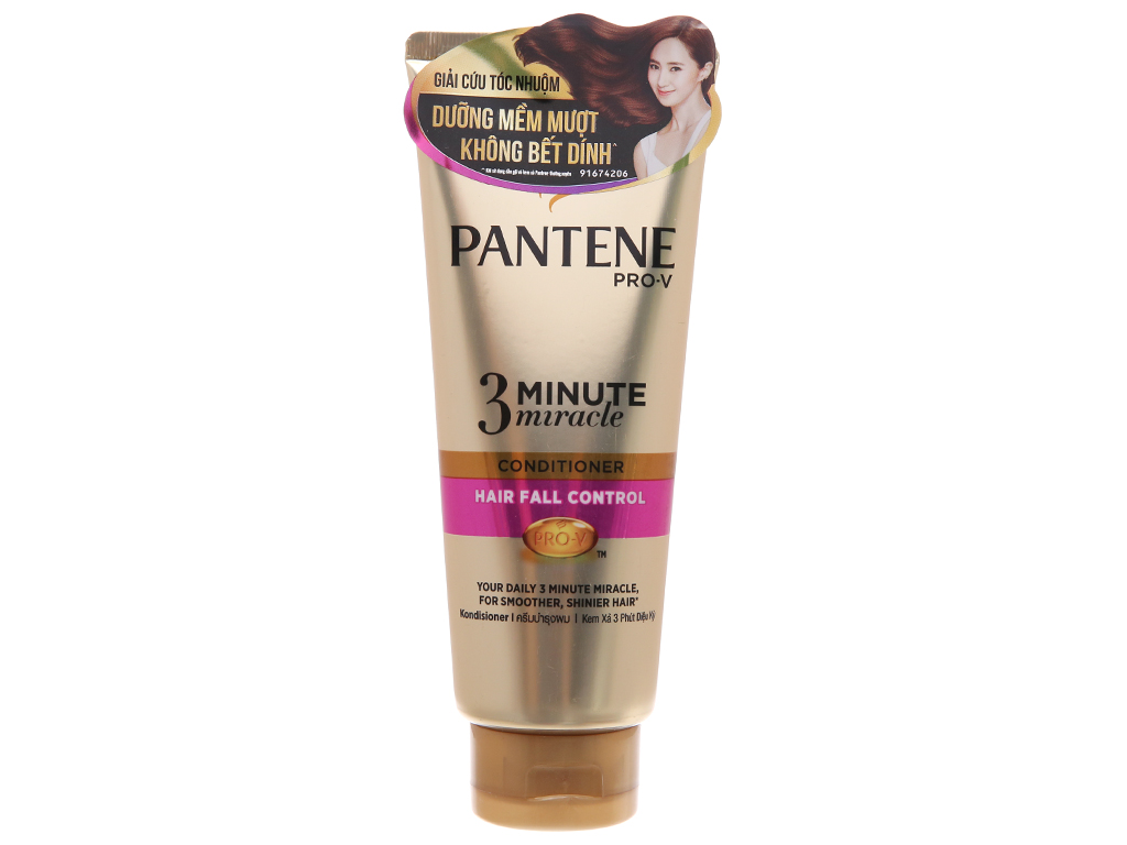 Dầu xả Pantene 3 phút diệu kì dưỡng chất ngăn rụng tóc 180ml 2