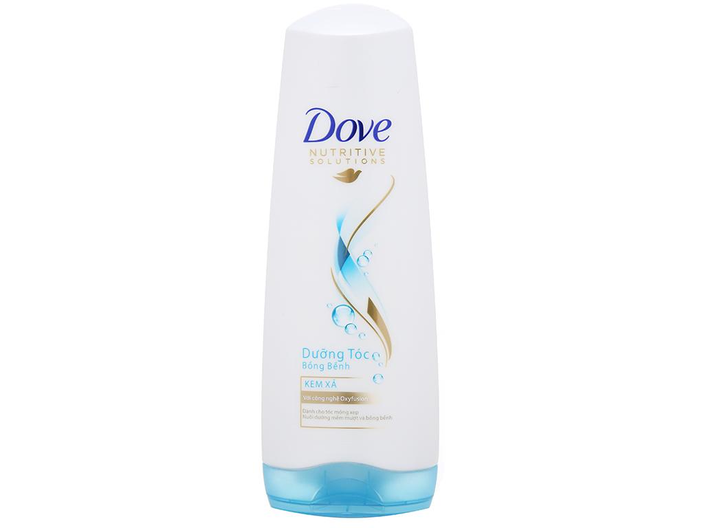 Kem xả Dove dưỡng tóc bồng bềnh 342ml 2