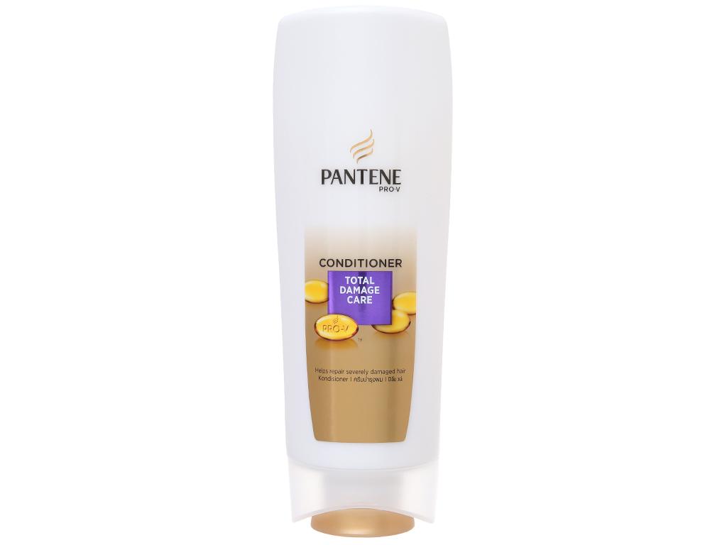 Dầu xả Pantene chăm sóc tóc hư tổn 165ml 2