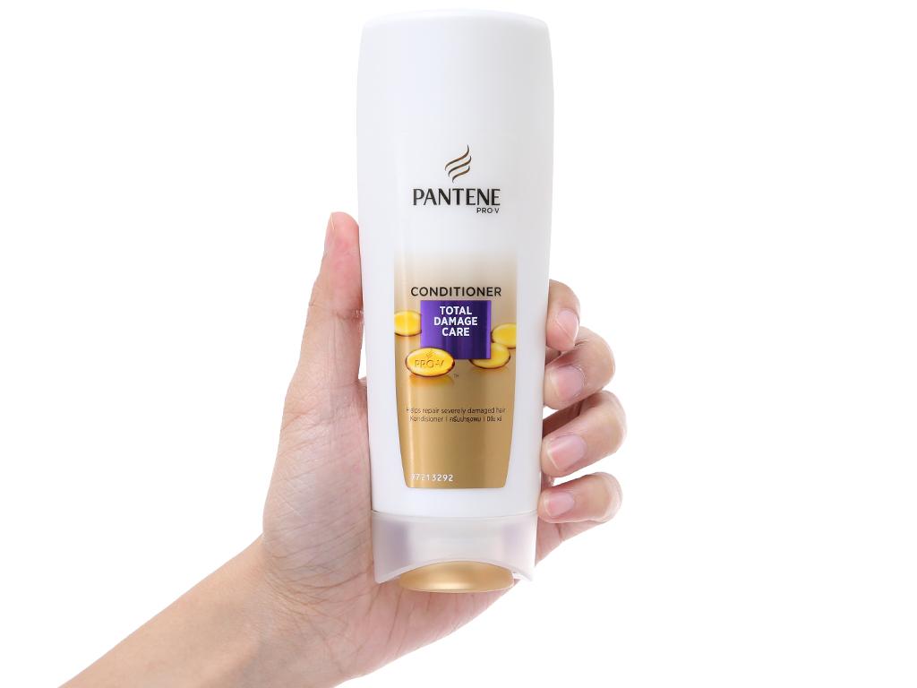 Dầu xả Pantene chăm sóc tóc hư tổn 165ml 4