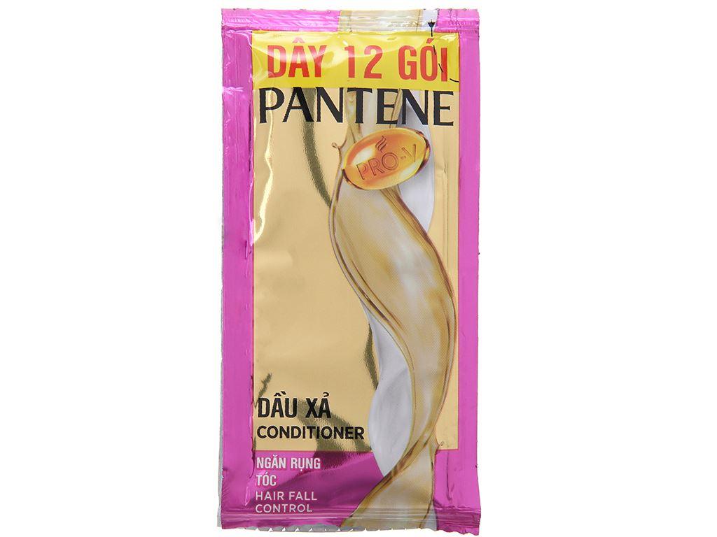 Dầu xả Pantene 3 phút diệu kì dưỡng chất ngăn rụng tóc 6ml x 12 gói 2