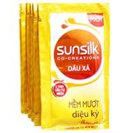 Dầu xả Sunsilk Mềm mượt diệu kỳ gói 6g (10 gói)