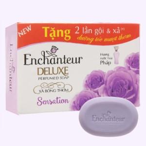 Xà bông thơm Enchanteur Deluxe Sensation 90g