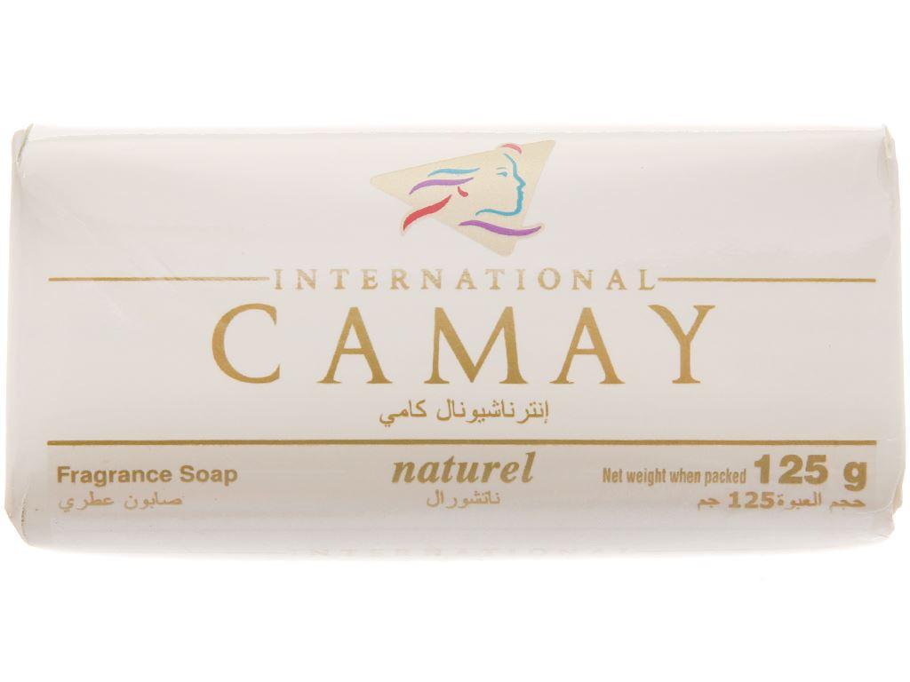 Xà phòng tắm Camay Naturel 125g 2