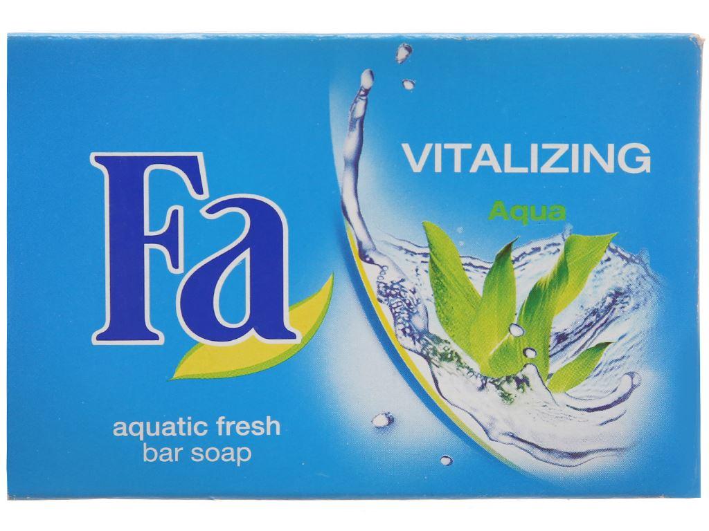 Xà phòng tắm FA Vitalizing hương biển 90g 2