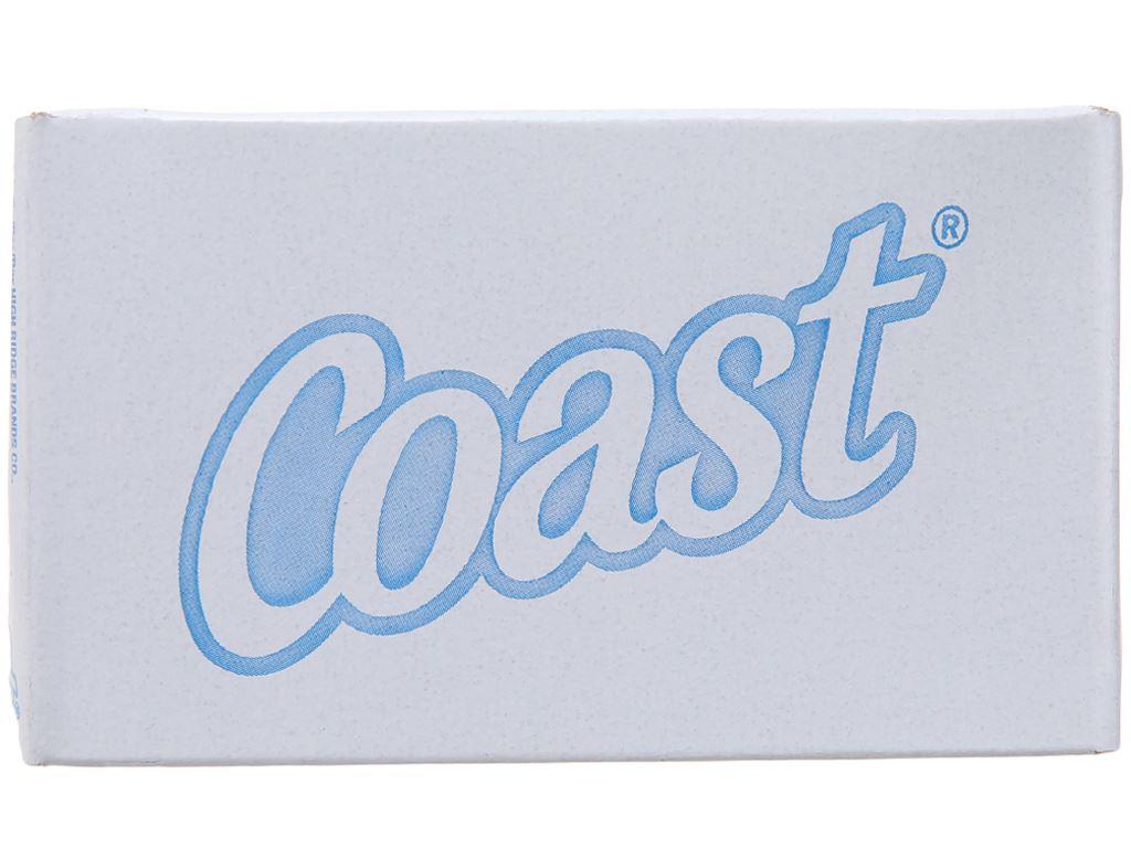 Xà bông cục Coast Classic Scent diệt khuẩn khử mùi lốc 8 x 113g 3