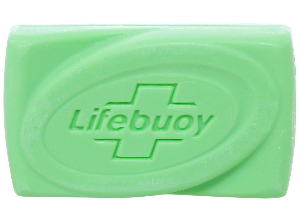 Xà phòng bảo vệ khỏi vi khuẩn Lifebuoy matcha và khổ qua 90g 4