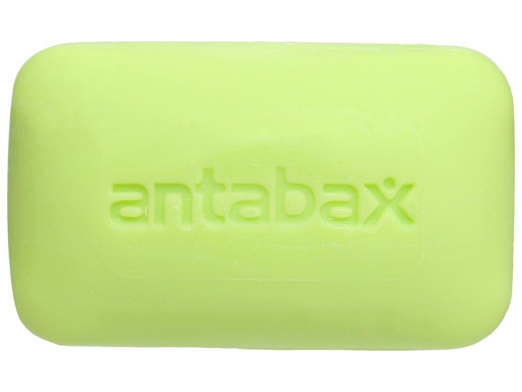 Xà phòng bảo vệ da kháng khuẩn Antabax Nature thiên nhiên 85g 4
