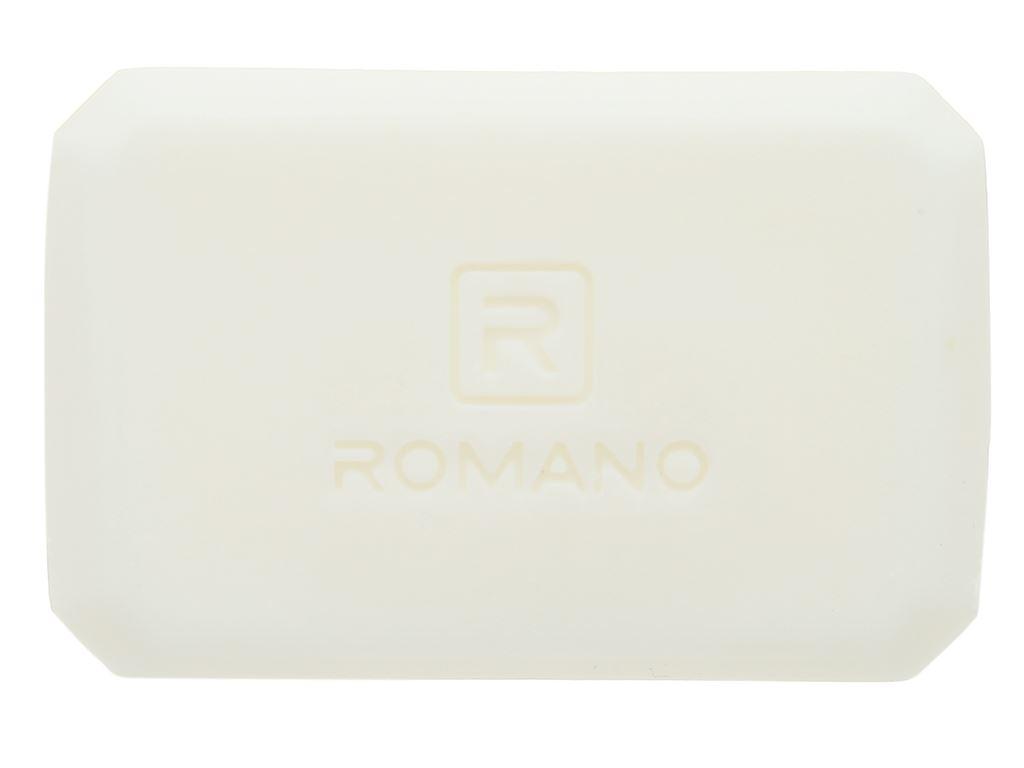 Xà bông sạch khuẩn Romano Classic 90g 4