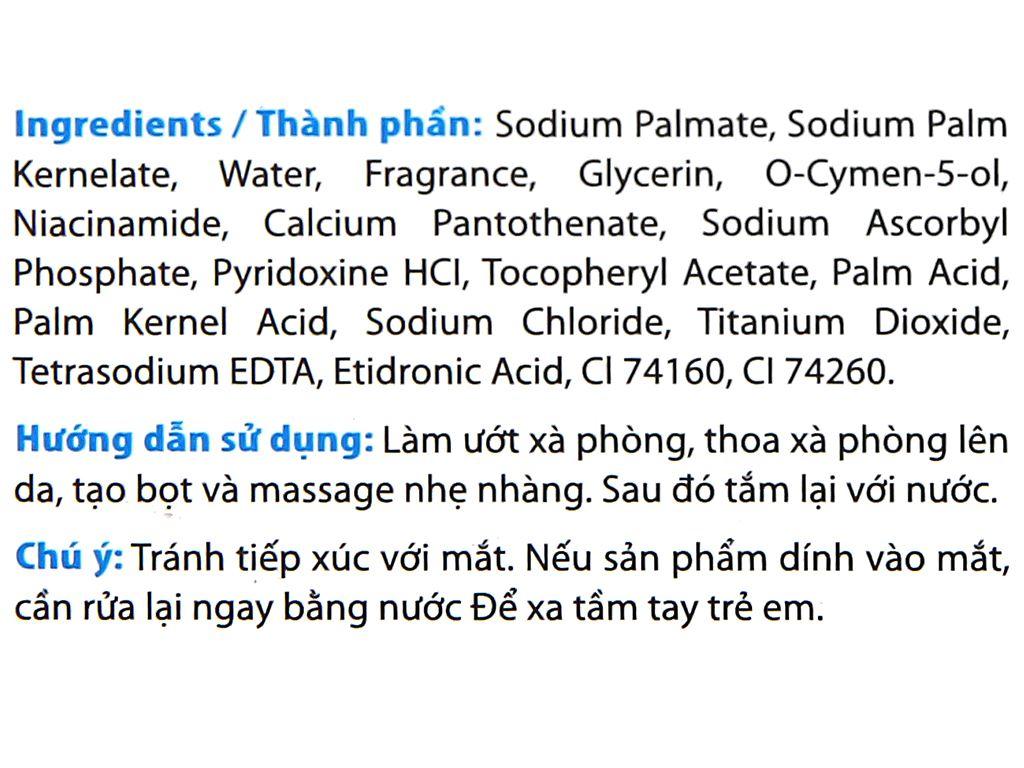Xà phòng kháng khuẩn Antabax Fresh sảng khoái 85g 3