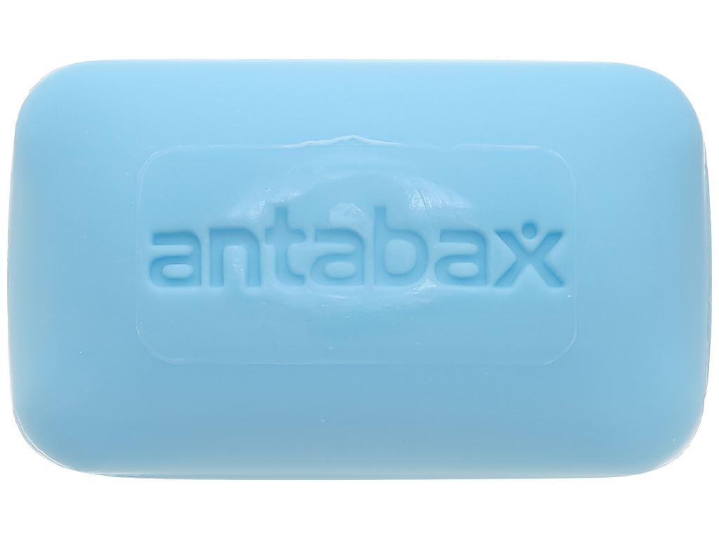 Xà phòng kháng khuẩn Antabax Fresh sảng khoái 85g 4