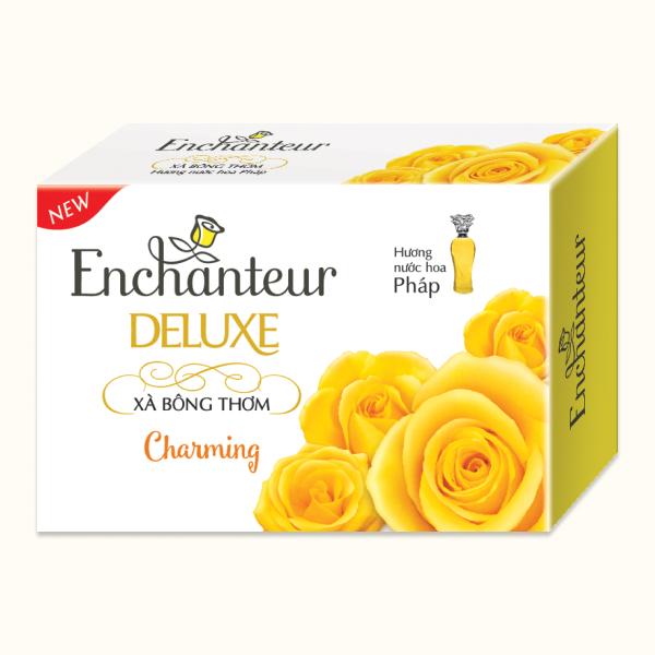 Xà bông thơm Enchanteur Deluxe Charming 120g