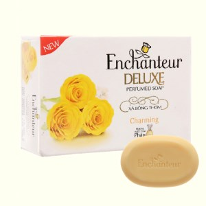 Xà bông thơm Enchanteur Deluxe Charming 90g