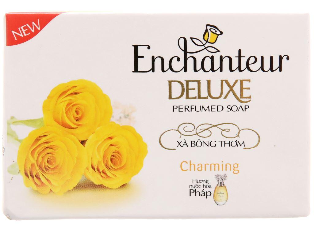 Xà bông thơm Enchanteur Deluxe Charming 90g 2
