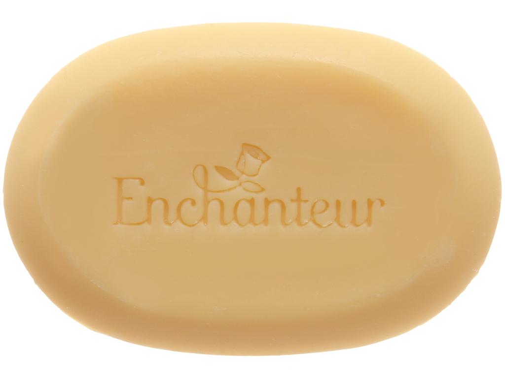 Xà bông thơm Enchanteur Deluxe Charming 90g 4