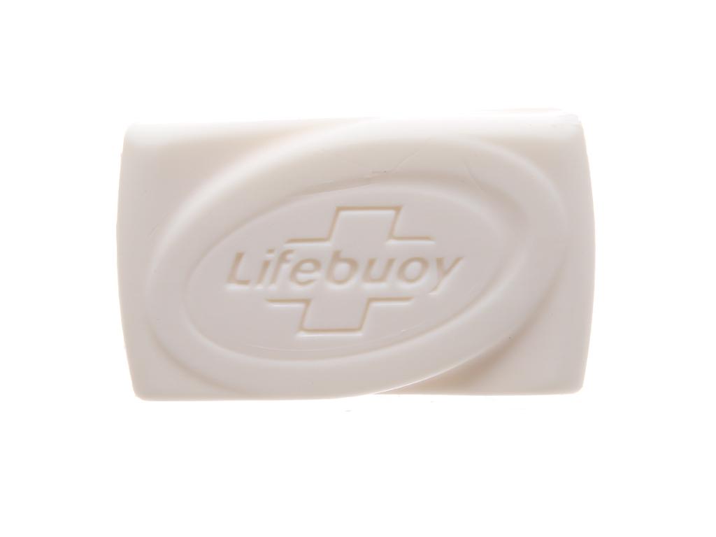 Xà bông cục Lifebuoy chăm sóc da 90g 4