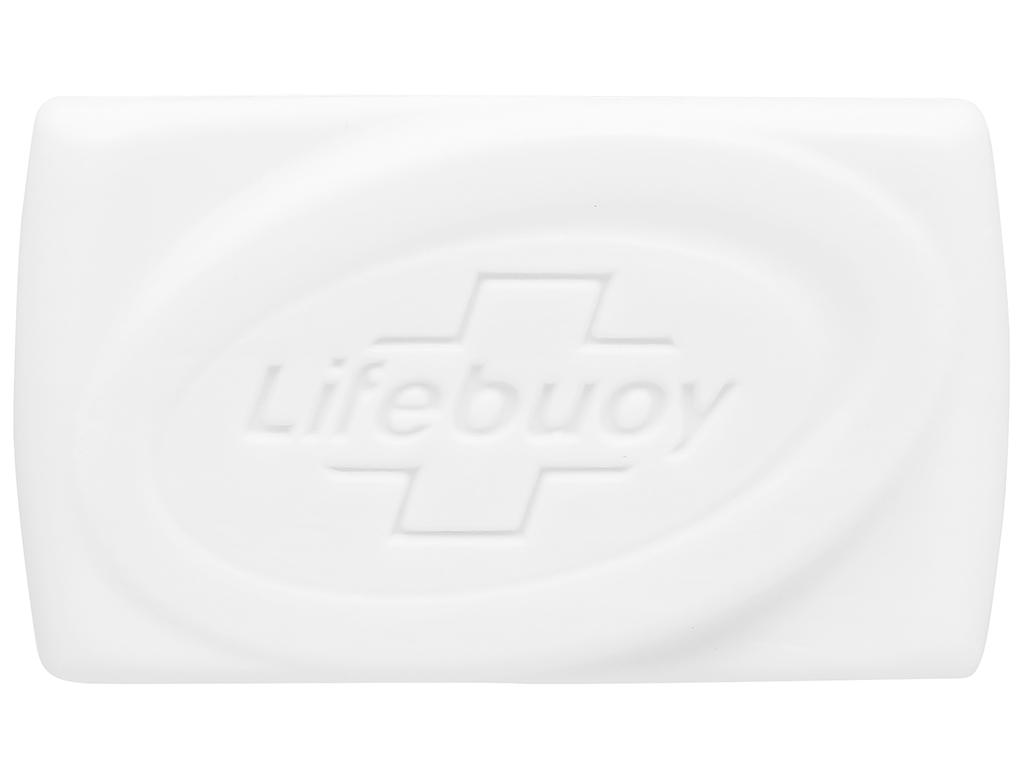 Xà phòng bảo vệ khỏi vi khuẩn Lifebuoy chăm sóc da 90g 10