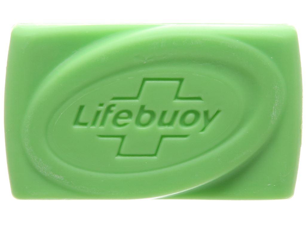 Xà bông cục Lifebuoy thiên nhiên 90g 5