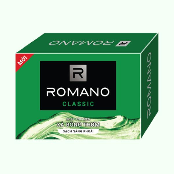 Xà bông thơm Romano Classic 120g