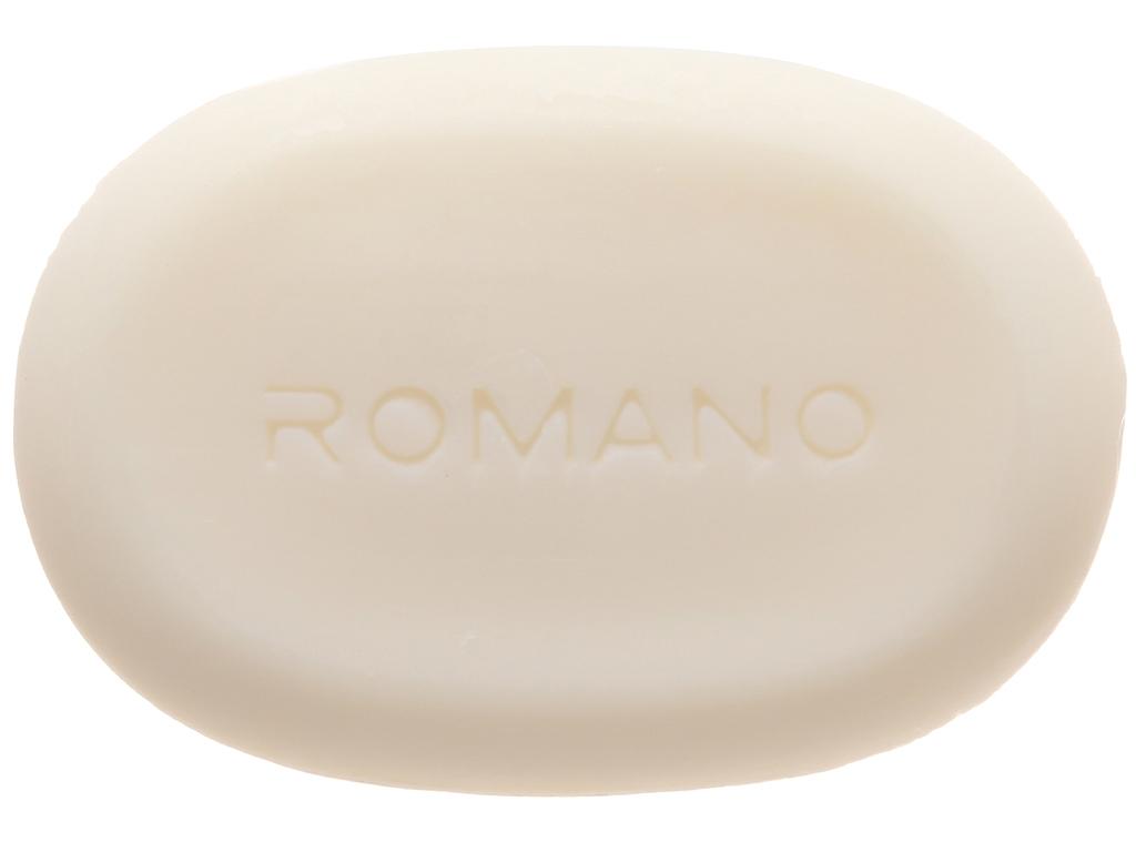 Xà bông thơm Romano Classic 90g 4