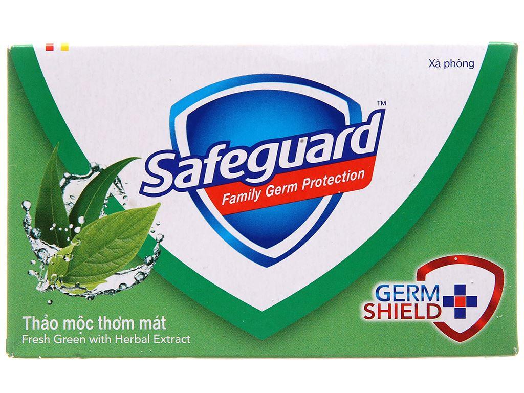 Xà phòng Safeguard thảo mộc thơm mát 135g 2