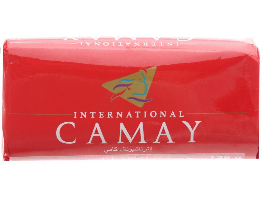 Xà bông nước hoa Camay Classic 125g 2