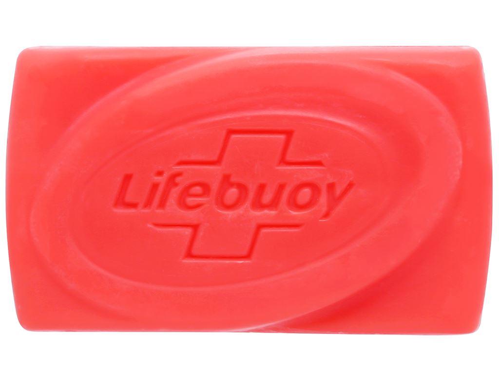 Xà bông cục Lifebuoy bảo vệ vượt trội 90g 10