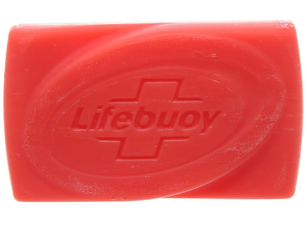 Xà bông cục Lifebuoy bảo vệ vượt trội 10 90g 5