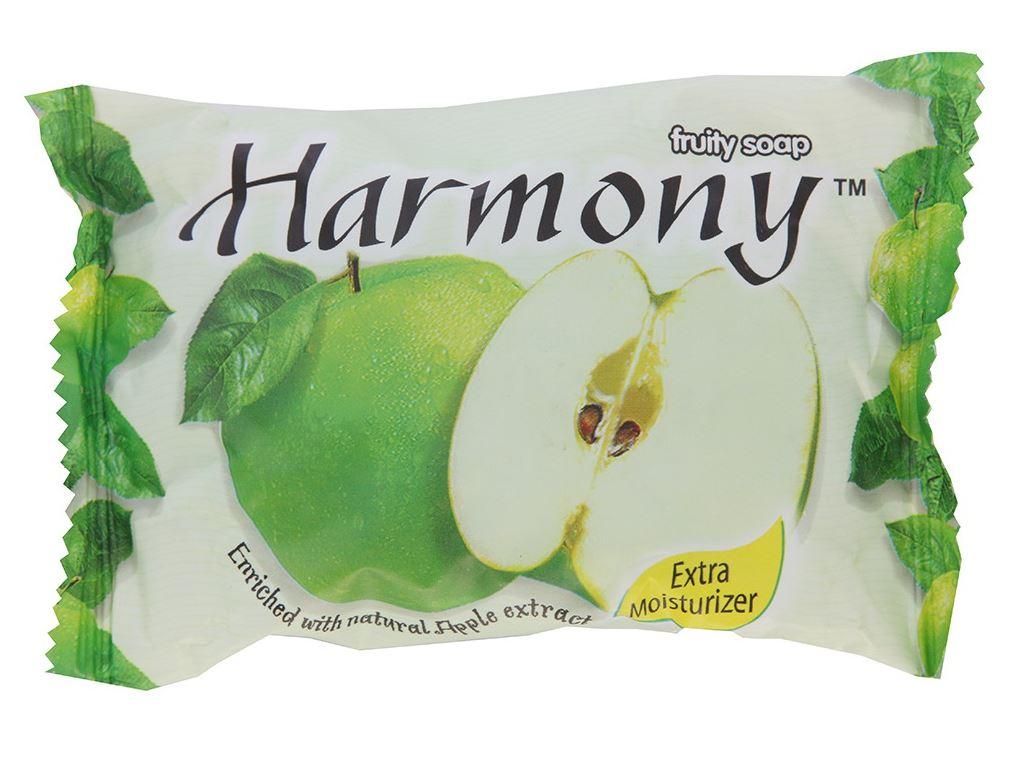 Xà bông trái cây Harmony Hương táo 75g 1