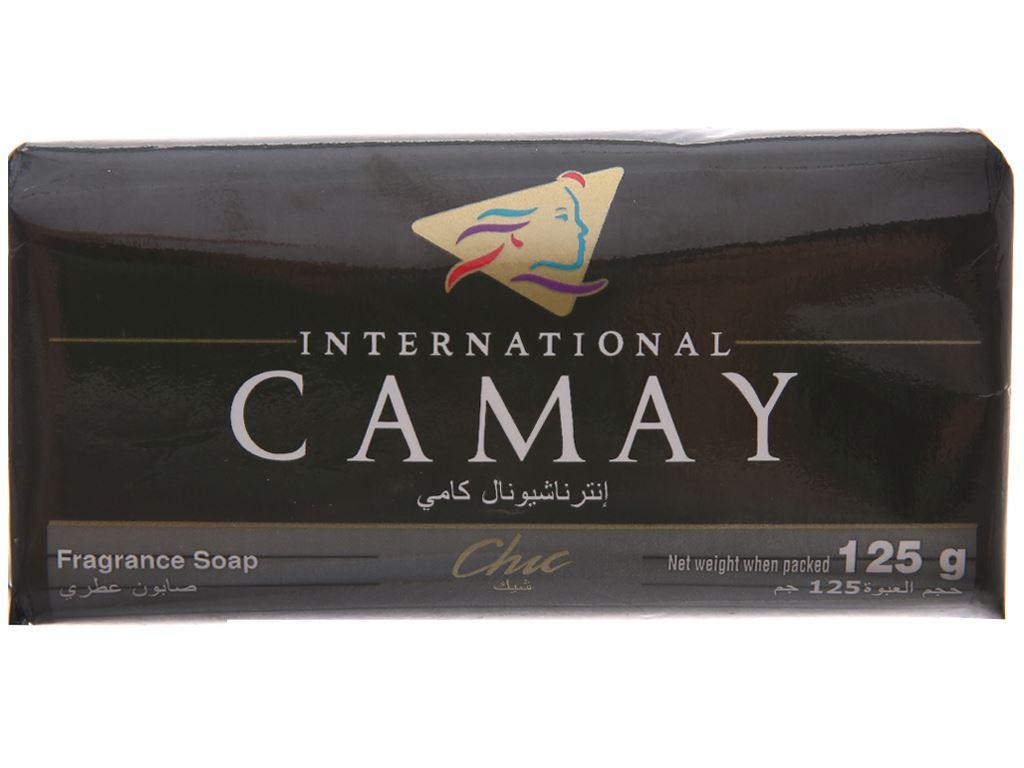 Xà phòng tắm Camay Chic 125g 2