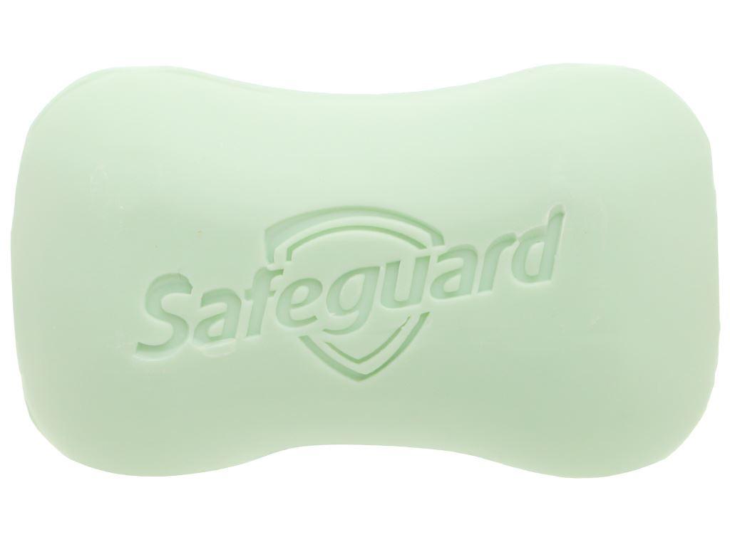 3 cục xà phòng Safeguard thảo mộc thơm mát 130g/cục 7