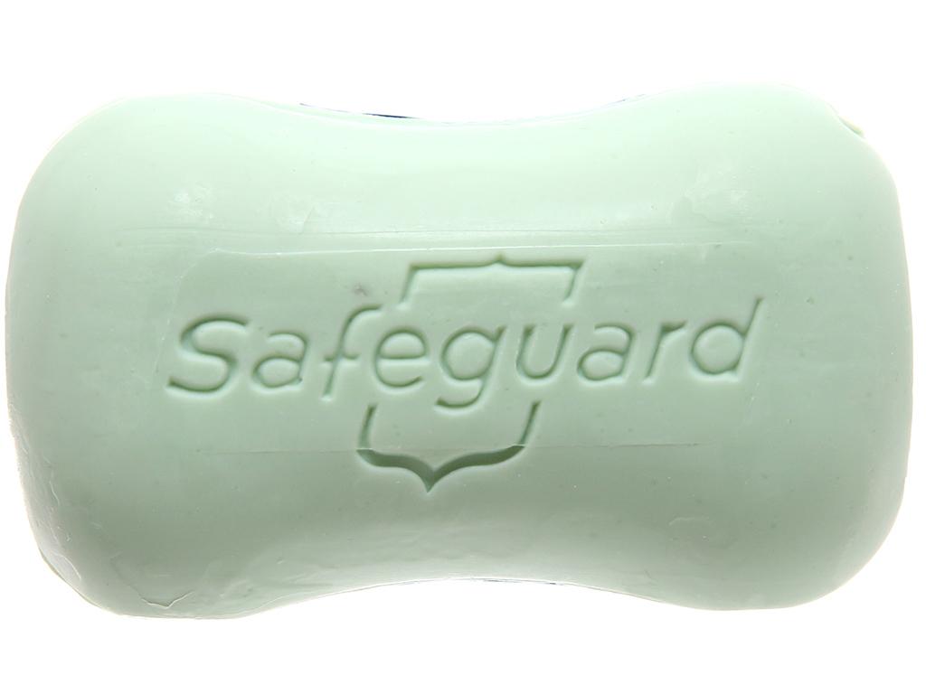 3 cục xà phòng Safeguard thảo mộc thơm mát 135g/cục 1