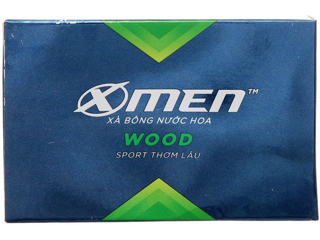 Xà phòng diệt khuẩn Xmen Sport 90g 2