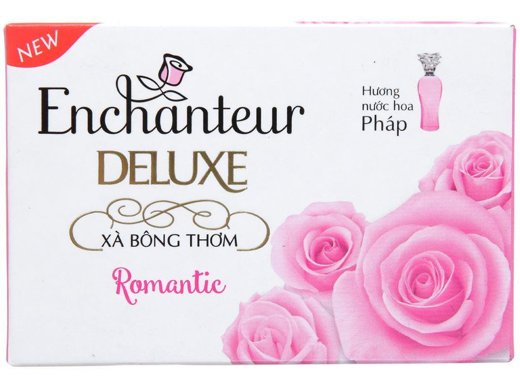Xà bông thơm Enchanteur Deluxe Romantic 90g 2