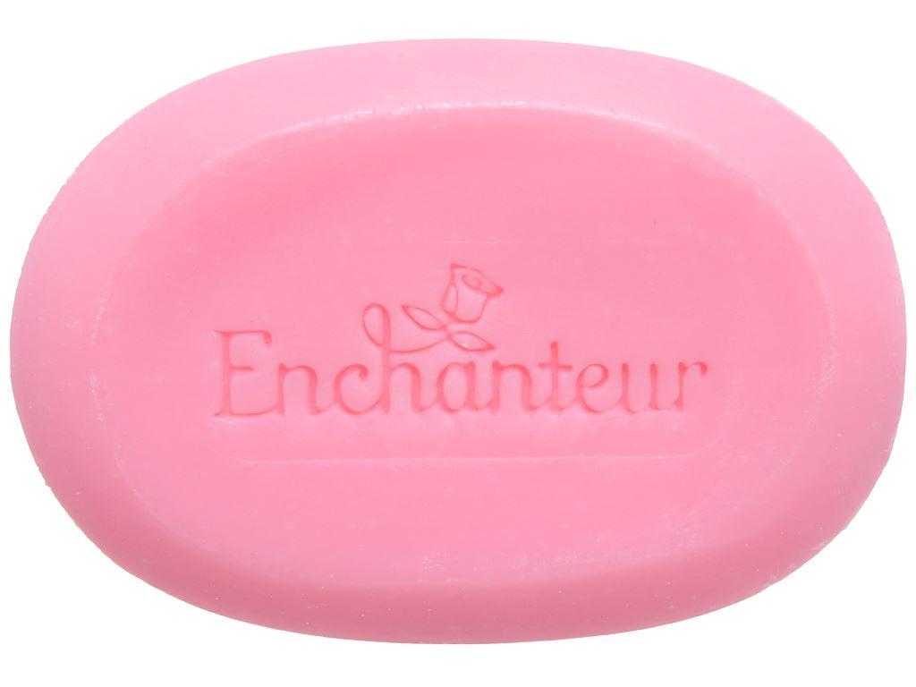 Xà bông thơm Enchanteur Deluxe Romantic 90g 4