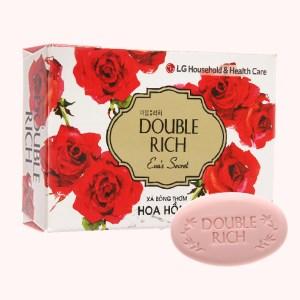 Xà bông thơm Double Rich Eva's Secret hoa hồng 90g