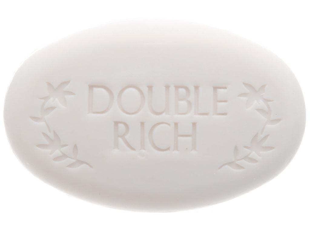 Xà bông thơm Double Rich White Putity hoa Lily 90g 3