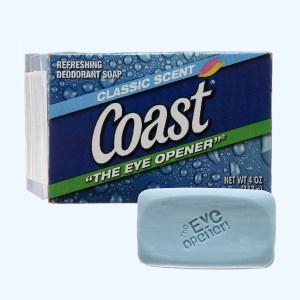 Xà bông cục Coast Classic Scent Refreshing Deodorant Soap 113g