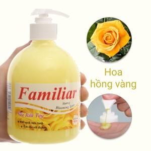 Sữa rửa tay Familiar hương Blooming Love chai 500ml