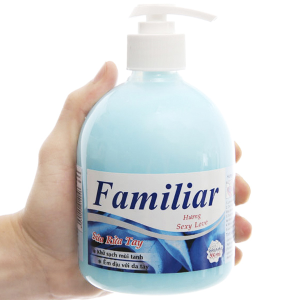 Sữa rửa tay Familiar hương sexy love chai 500ml