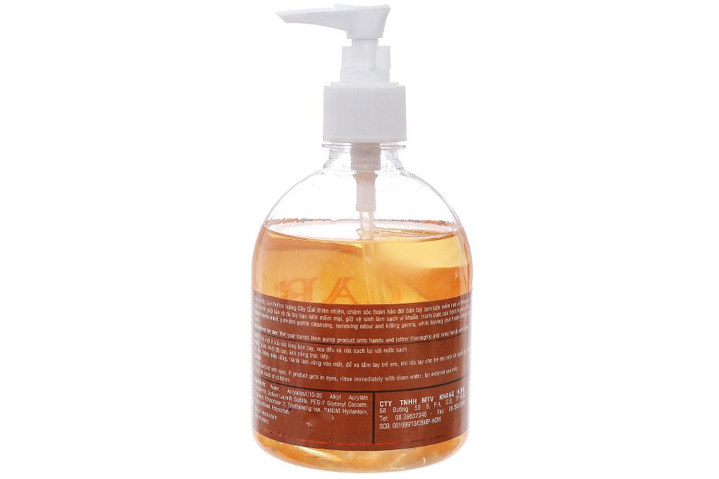 Nước rửa tay Care Perfect hương quế chai 500ml 3