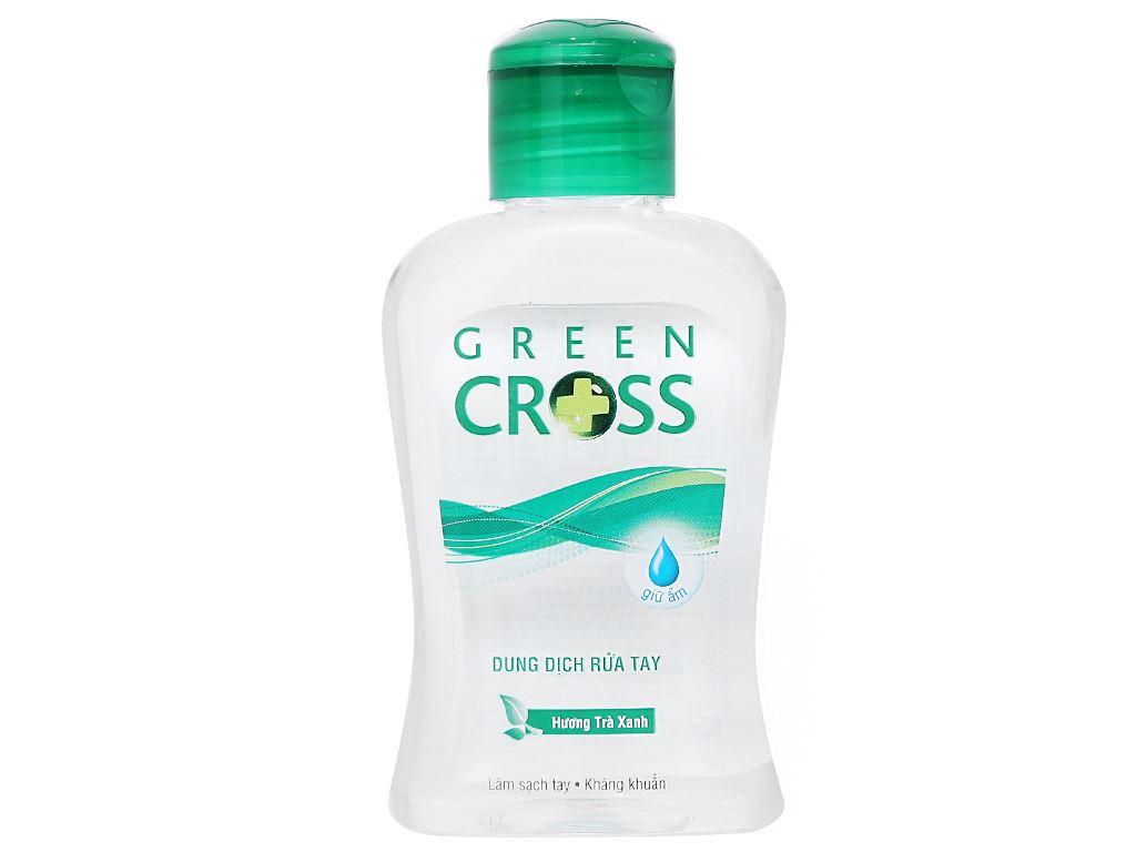 Nước rửa tay Green Gross chai 100ml 2