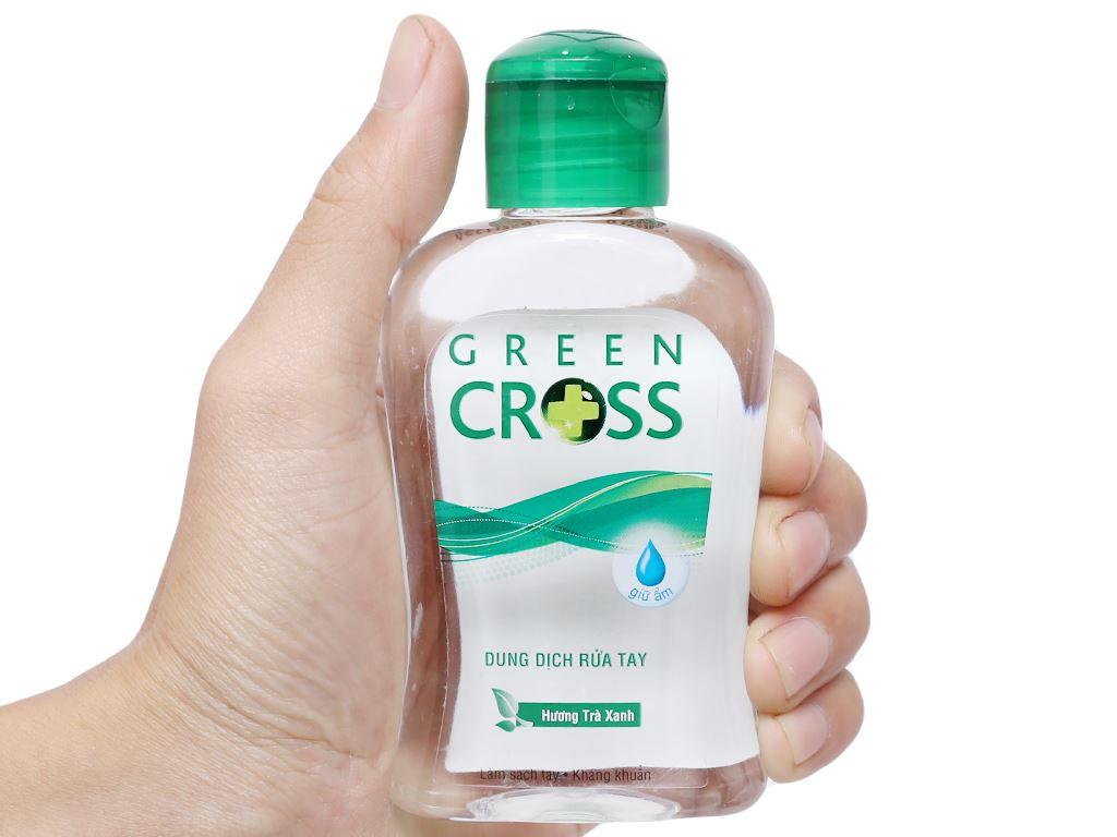 Nước rửa tay Green Gross chai 100ml 5
